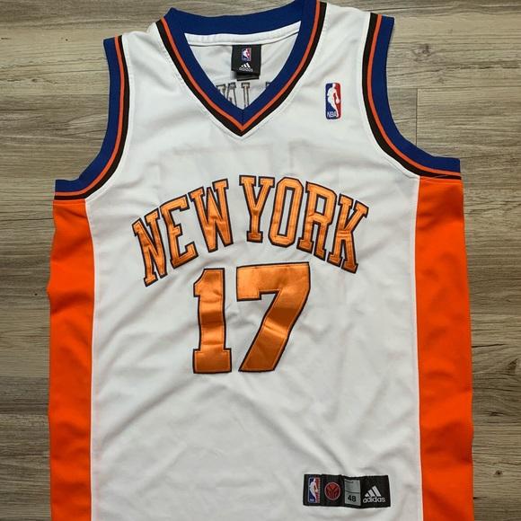 a954c6f5d08 adidas Other - Jeremy Lin  17 New York Knicks NBA Jersey Adidas